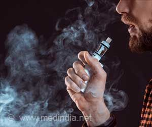 E-cigarette Vapor May Damage Your Lung Immune Cells