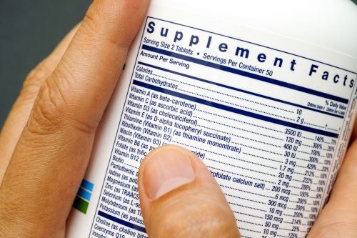 FDA provides industry guidance for nutrient conversion units on nutrition, supplement facts labels