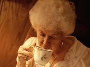 Could a Hot Cup of Tea Preserve Your Vision?