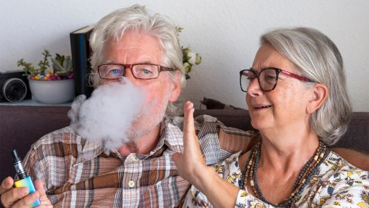 Many E-Cig Users Want to Quit