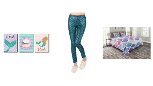 15 Must-Haves For Anyone Who Loves Mermaids