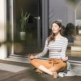 This Outdoor Meditation Is Great For Those With Limited Access to Nature
