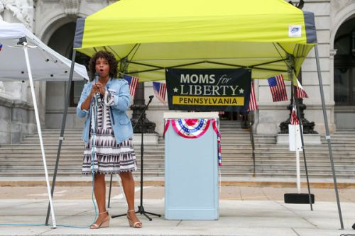 Moms For Liberty: A Group That Claims To Fight For 'Parental Rights'
