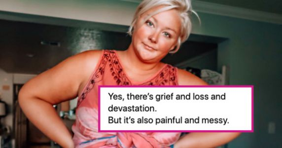 'It Looks Like Postpartum': Mom Shares What It's Really Like To Have A Miscarriage