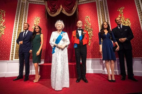 Meghan And Harry Removed From Royal Family Display At Madame Tussauds