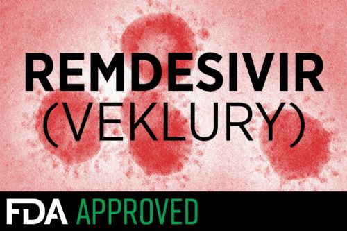 FDA Approves Remdesivir for Hospitalized COVID-19 Patients