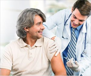 Needle-less Flu Vaccine is Highly Effective