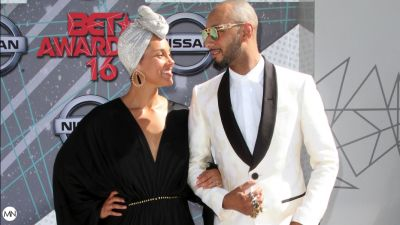 "How Do Alicia Keys & Swizz Beatz Keep The Spontaneity In Their Marriage? ""Secret Weekend Dates"""