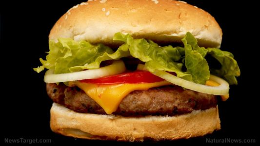 What's the environmental impact of Impossible Foods GMO burgers, made with genetically modified soy that's sprayed with glyphosate weed killer?