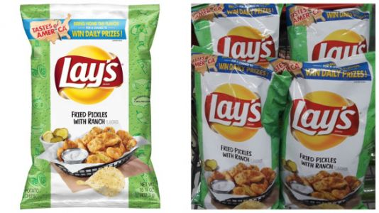 Lay's Insanely Popular 'Fried Pickles With Ranch' Chips Are Back