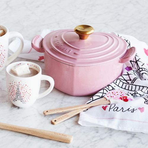 Le Creuset's Line Of Valentine's Day Cookware Is Better Than Chocolate