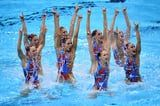 This AC/DC Synchronized Swimming Routine Will Leave You Thunderstruck - Pun Intended