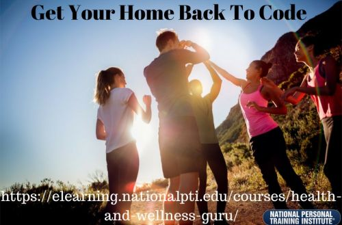 Get Your Home Back To Code