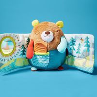 Camping Cubs Activity Bear