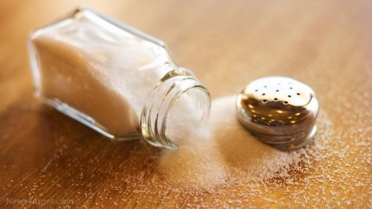 Reducing your salt intake by just 1 teaspoon a day can do wonders for your heart