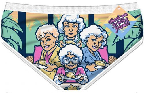 These Golden Girls 'Granny Panties' Are Everything You Need Right Now