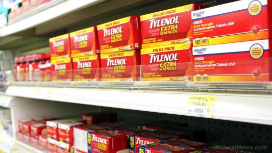 Study: Using Tylenol regularly can cause asthma and COPD