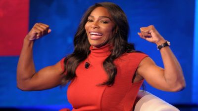 """You Gave Me The Strength I Didn't Know I Had"" Serena Williams Posts Message To Unborn Baby"