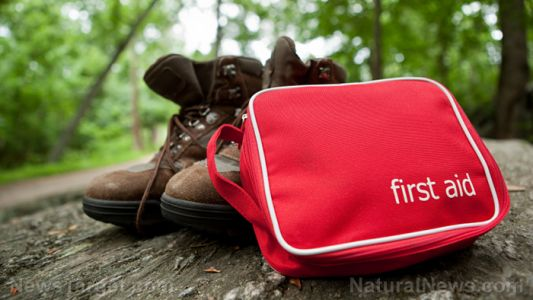 Basic first-aid every prepper, survivalist, and camper should know