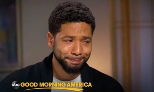 "It was a HOAX! Jussie Smollett hate crime ""attack"" was completely staged. actual police work unmasked flimsy plot to stoke racial hatred across America"