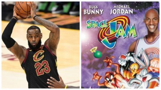 'Space Jam 2' Is Officially Happening With LeBron James And It's Everything