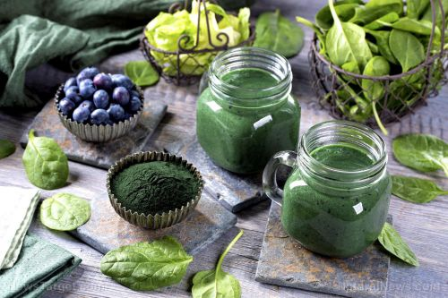 Why spirulina is the best nutritional supplement for people with Parkinson's
