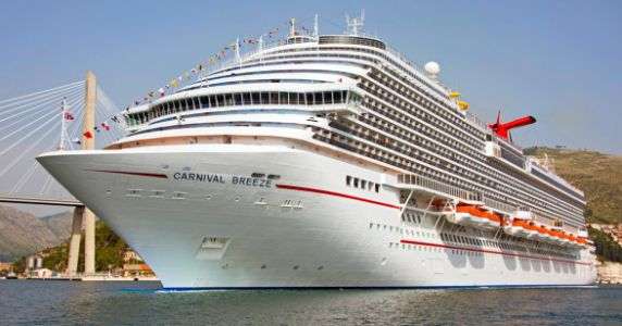 Carnival Cruise Line Will Pay $20 Million Penalty For Environmental Crimes