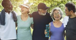 Physical activity may reduce older adults' all-cause dementia risk