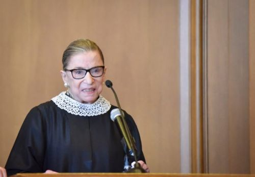 "Ruth Bader Ginsburg clearly showing toxic effects of ""chemo brain"". unable to think clearly, takes LONG pauses during conversations"
