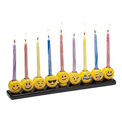 8 Kids' Menorahs Your Littles Will Have Fun Lighting For Hanukkah