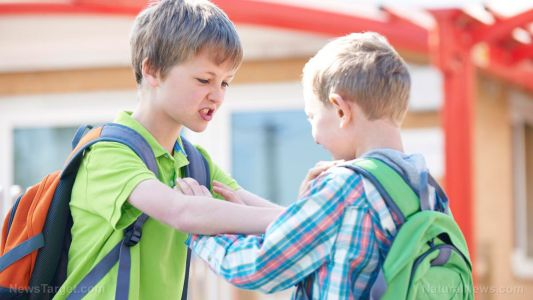 "Most bullying teaches resilience: New research finds most kids ""get over it"" in a few years"