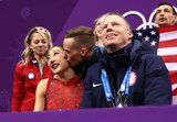 If Olympic Friendships Were a Sport, Adam Rippon and Mirai Nagasu's Would Win Gold