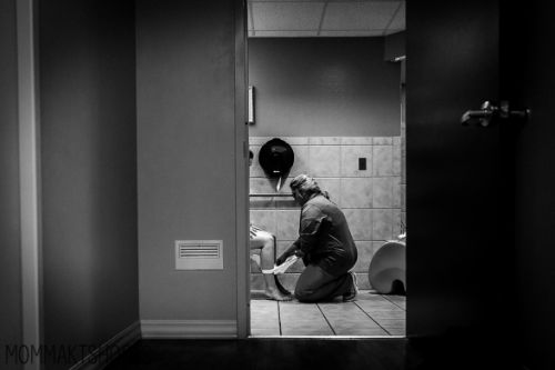 These Intimate Photos Are A Silent Tribute To Labor Nurses Everywhere