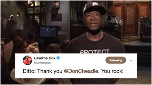 Don Cheadle Uses His Clothes To Make Some Powerful Statements On SNL