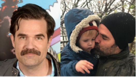 Rob Delaney Writes About The Death Of His 2-Year-Old In Heartbreaking Post