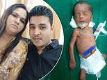 Indian woman gives birth to 'Asia's first uterus-transplanted baby'