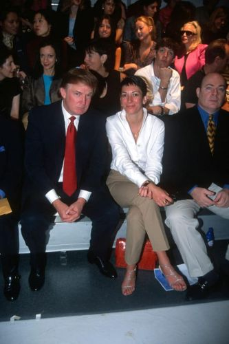 Ghislaine Maxwell Found Children For Jeffrey Epstein To Assault And Trump Just Wished Her Well