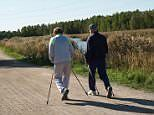 Adults with heart disease can stay out of hospital if they walk faster