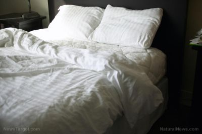 Fire retardant chemicals used in your mattress linked to 74% rise in thyroid cancer tumors