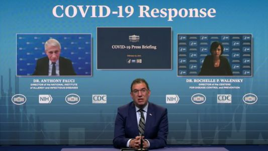 White House Sees COVID Easing, Even as Death Toll Hits Half-Million Mark