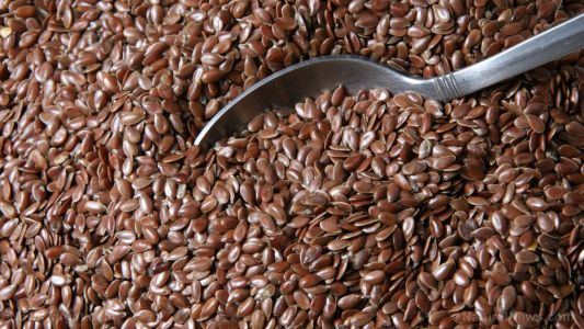 When chemotherapy fails, science turns to.flaxseeds?