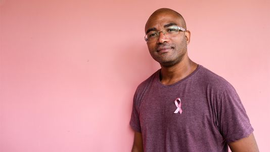 Men With Breast Cancer: Watch the Heart