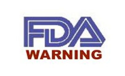 FDA warnings for pecan processor and canned sauce company