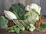 Compound in kale, cabbage and broccoli protects against bowel cancer