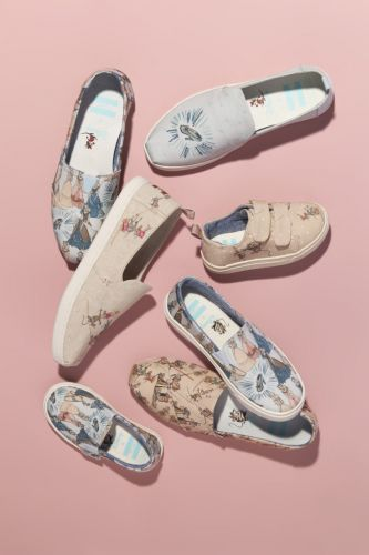 Disney Princess Fans Will Lose All Chill Over The New Toms X Disney Collection