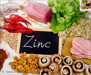 Link Between Dietary Zinc and Protection Against Streptococcus Pneumoniae Infection Identified