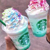 We Gazed Into the Crystal Ball Frappuccino, and We See a Sugar High in Your Future!