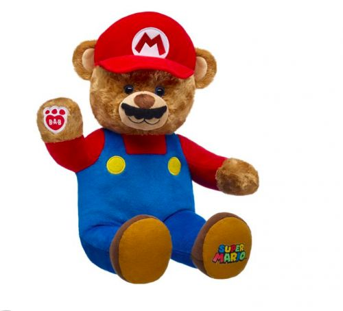 If Your Kid Loves Super Mario, Build-A-Bear Has The Perfect Last-Minute Gift