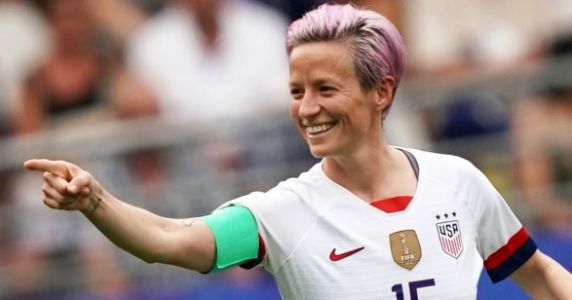 This U.S. Soccer Star Will NOT Be Going To The White House, ThankYouVeryMuch