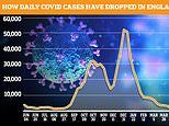 Vaccines not lockdown to blame for rapid drop in cases, top scientist says